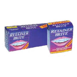 Centric Orthodontics retainer-brite