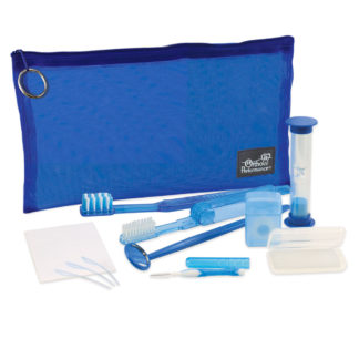 Patient Ortho Hygiene 8 Piece Kit