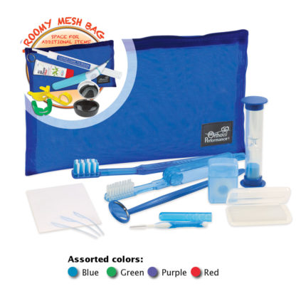 8 Piece Patient Hygiene Kit