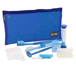 Centric Orthodontics Patient Hygiene Kit